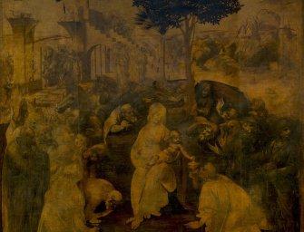 Hat év restaurálás után állítják ki Leonardo titokzatos, láthatatlan festményét