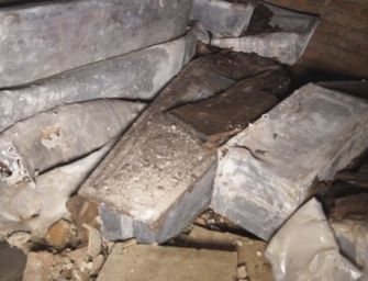 Titkos kriptában bukkantak öt Canterbury érsek maradványaira
