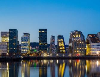Európa zöld fővárosa lesz Oslo