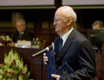 Elhunyt a magyar biofizika iskolateremtője, Damjanovich Sándor