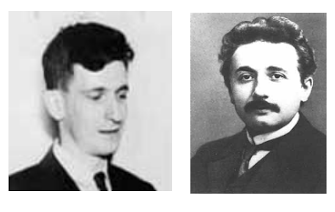 Einstein levelezése Istenről, fizikáról és gyomorbántalmakról