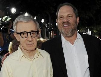 Woody Allen is nyilatkozott Weinstein nemi erőszak ügyéről