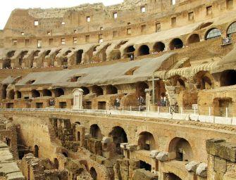 Megnyitják a Colosseum 40 éve elzárt tereit
