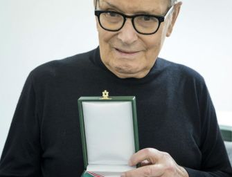 Ennio Morricone Magyar Érdemrendet kapott