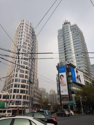 Ami a csövön kifér – mindenféle építészet Shanghajban