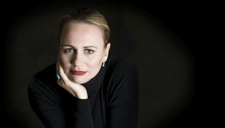 Anja Kampe, fotó: Sasha Vasiljev