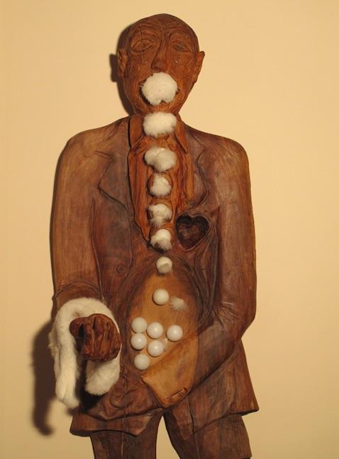 Horváth László: Feri az 1954-es tibeti bűvészverseny II helyezettje