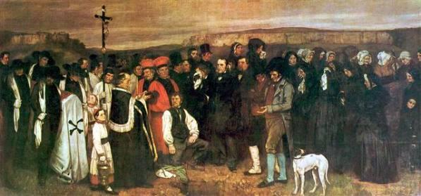 Ornans-i temetés
