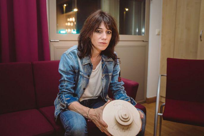 Charlotte Gainsbourg c Nagy Attila