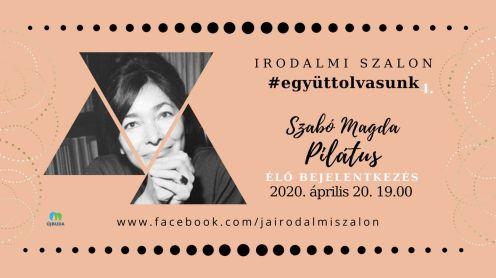 Szabó Magda április 20.