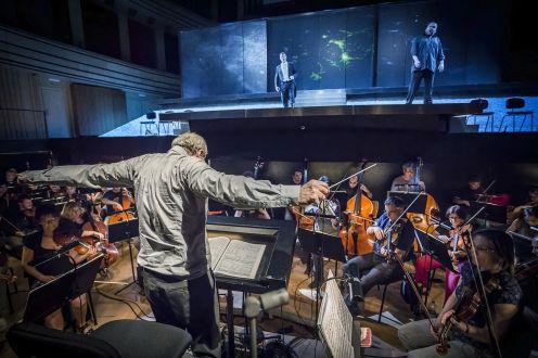 Budapesti Wagner-napok Fischer Ádám Magyar Rádió Szimfonikus Zenekara (2015) (c) Kotschy Gábor, Müpa