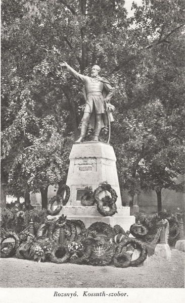 Kossuth, Rozsnyó