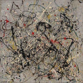 Jackson Pollock Number 18