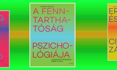 horváth balázs a fenntarthatóság pszichológiája typotex