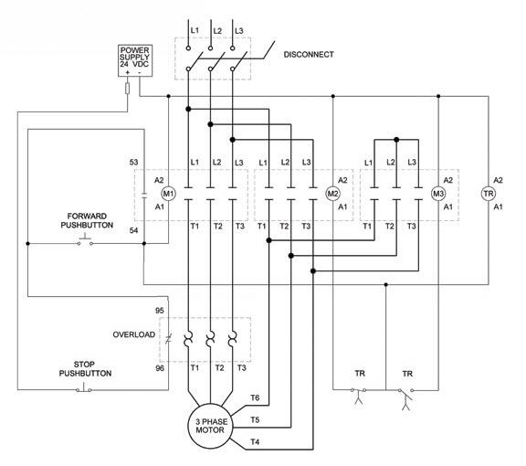 Wye delta open transition 3 phase motors?resize\=576%2C508\&ssl\=1 3 phase motor starter wiring diagram pdf wiring diagram simonand wire diagram 220 3 phase motor at suagrazia.org