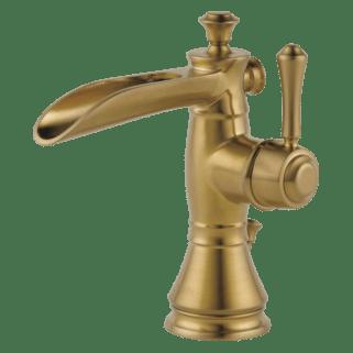 delta champagne bronze cassidy single