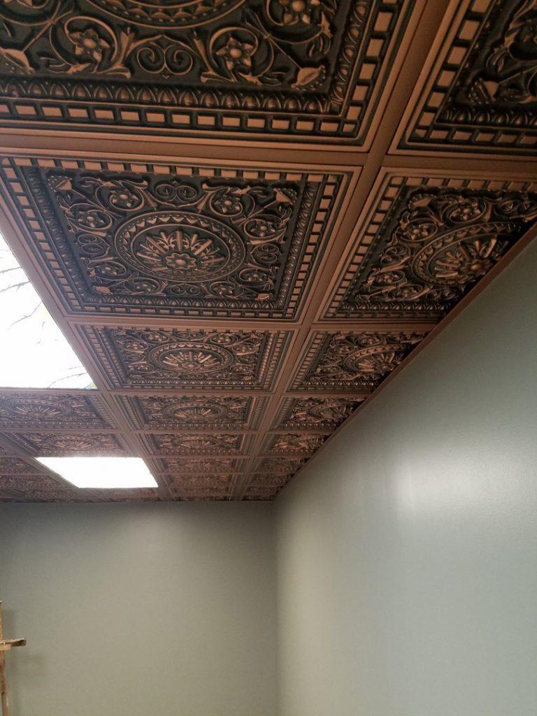 Faux tin ceiling tiles ceiling tiles 2x4 false ceiling tiles faux drop ceiling tiles 2x4 menards by dailygadgetfo Choice Image