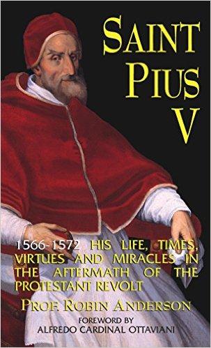 Book Cover: St. Pius V