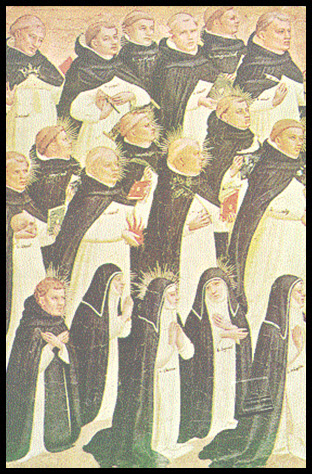 Book Cover: Dominican Saints