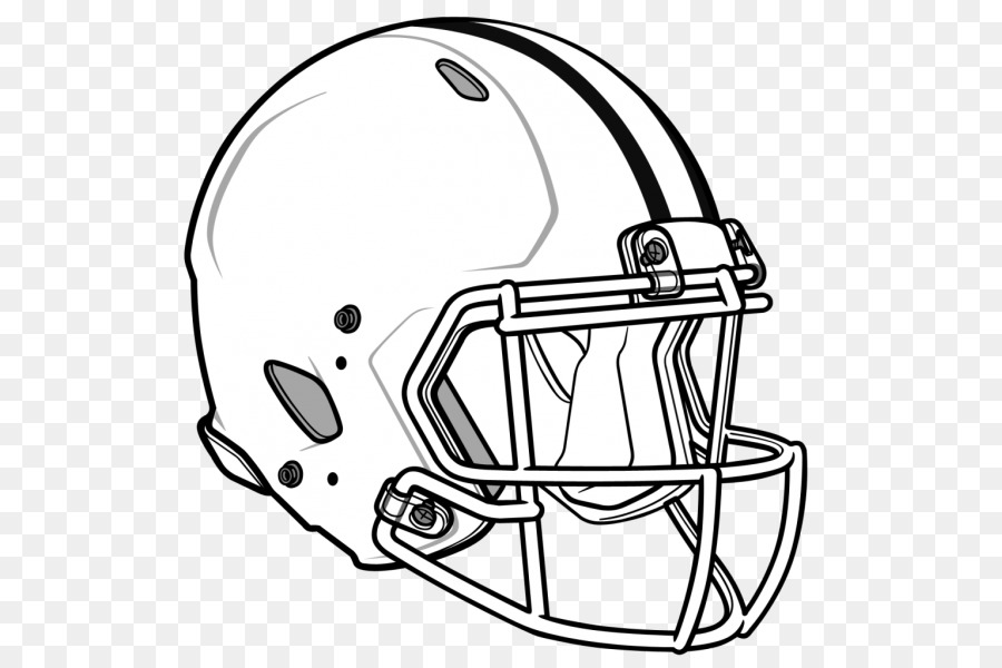 Book Black And White Clipart Drawing Nfl Football Transparent Clip Art