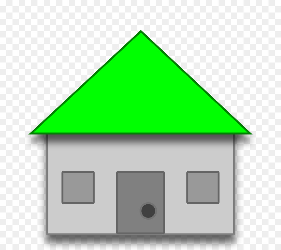 Green House Home Transparent Png Image Clipart Free Download