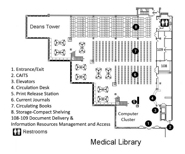 Ruth Lilly Medical Library