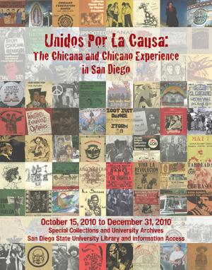 Unidos Por La Causa: The Chicana and Chicano Experience in San Diego