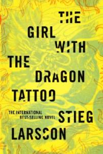 The Gril with the Dragon Tattoo