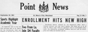 The Point News 1961