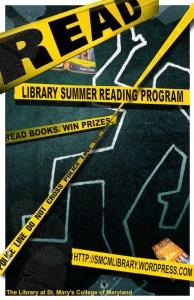 Summer Reading 2013 poster