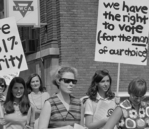 1970 Protest March