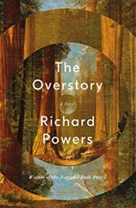 cover art for the book The Overstory