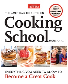 cover of the book The America's Test Kitchen Cooking School Cookbook