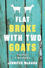 cover of the book Flat Broke with Two Goats