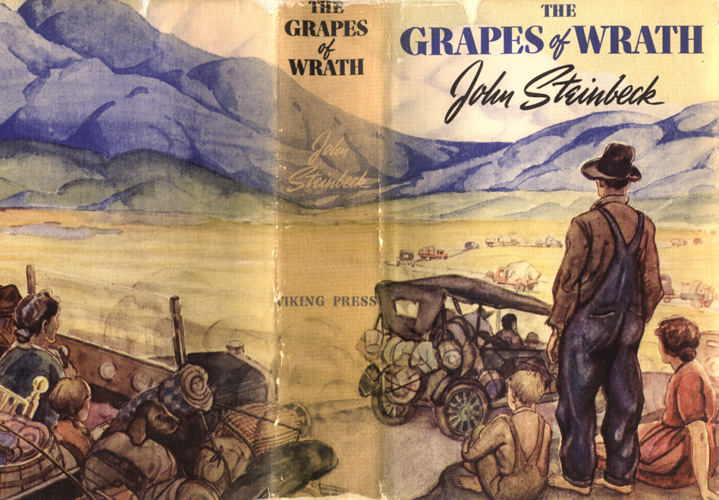 Image result for The Grapes of Wrath