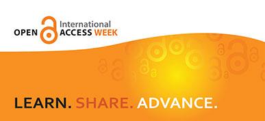 Open Access Week poster