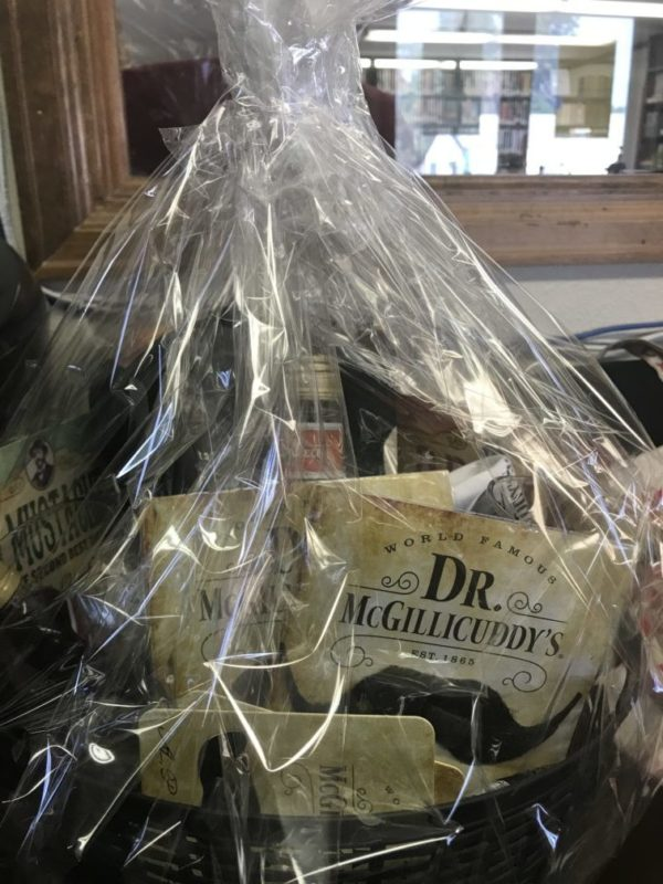 Dr. McGillicuddy's basket