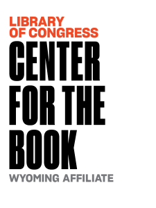 Library of Congress Center for the Book Wyoming Affiliate logo