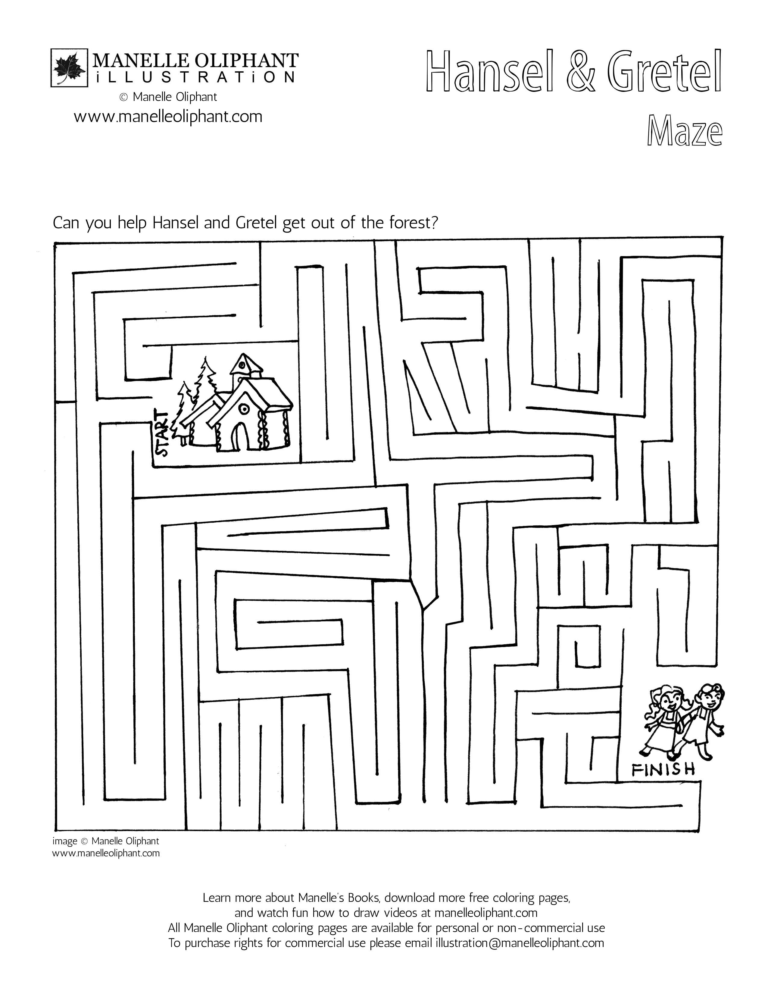 Maze Library Bonanza