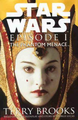 Cover of Star Wars Episode I The Phantom menace