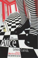 Cover of The annotated Alice