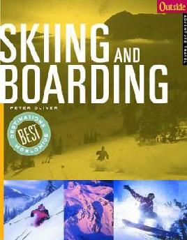 Cover of Skiing and Boarding