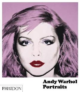 Cover of Andy Warhol Portraits