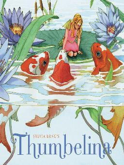 Book cover of Thumbelina