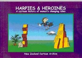 cover of Harpies & Heroines