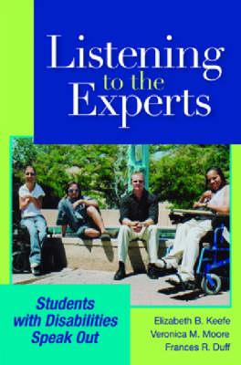 Cover of Listening to the experts