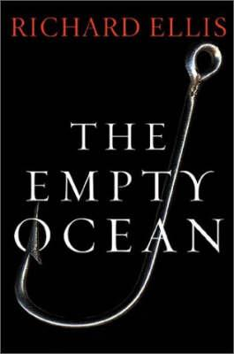 Book cover: The empty ocean