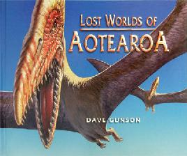 Cover of Lost Worlds of Aotearoa