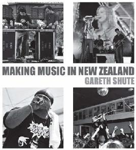 "Cover image of ""Making music in New Zealand"""
