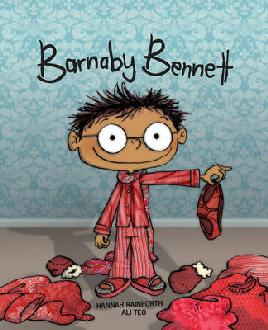 Cover of Barnaby Bennett
